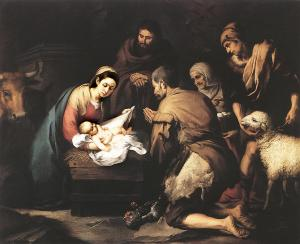 Christ is born in Bethlehem