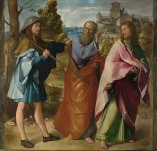 The Road to Emmaus is one of the more renowned stories of Jesus's appearing to his disciples after His resurrection.