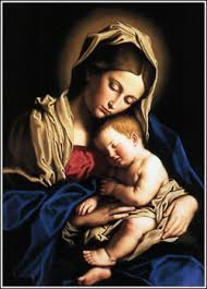 Mother Mary, St Mary is mother of God, as she is mother of Jesus Christ