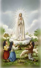 Our Lady of Fatima appeared to three visionaries 100 years ago