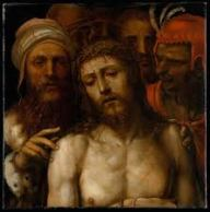 Face of Christ in the Passion