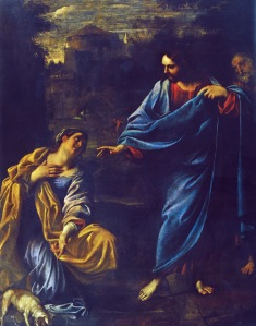 Christ and the Canaanite woman